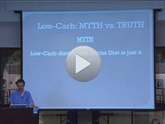 Low Carb Diet Weight Loss - Atkins Myth vs Truth